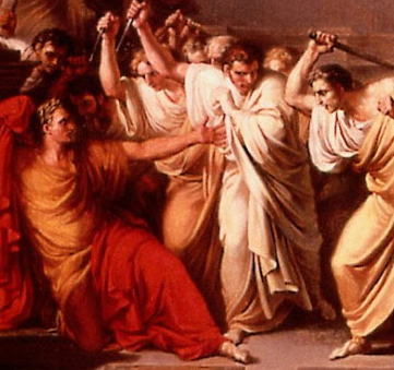 Beware the Ides of March–Assassination and Intrigue