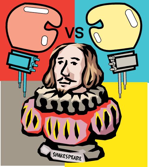 Boxing vs. Shakespeare