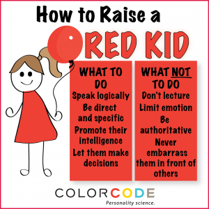 How to Raise a RED KID